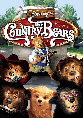 DISNEY'S THE COUNTRY BEARS BY WALKEN,CHRISTOPHER (DVD)